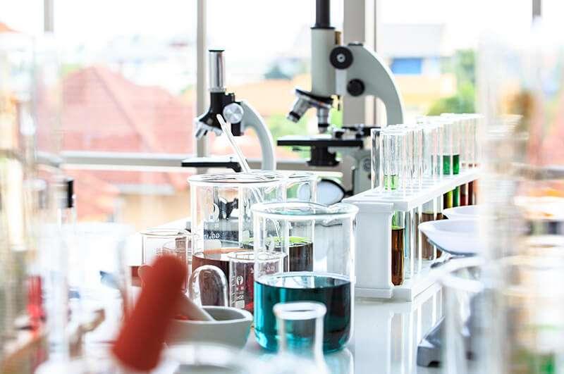 Scientific Research Results Liposoma Technology